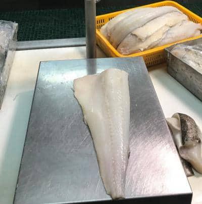 Alaska Pacific Cod Fillets