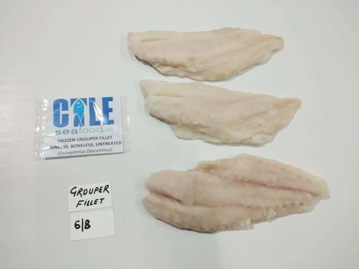 Grouper Fillet